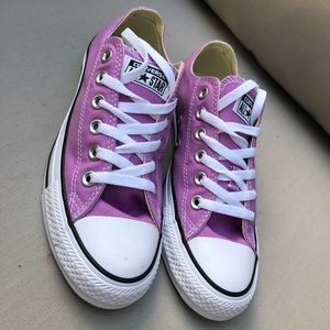 NEW Converse 8 Low Top Gym Shoes Trainers Purple